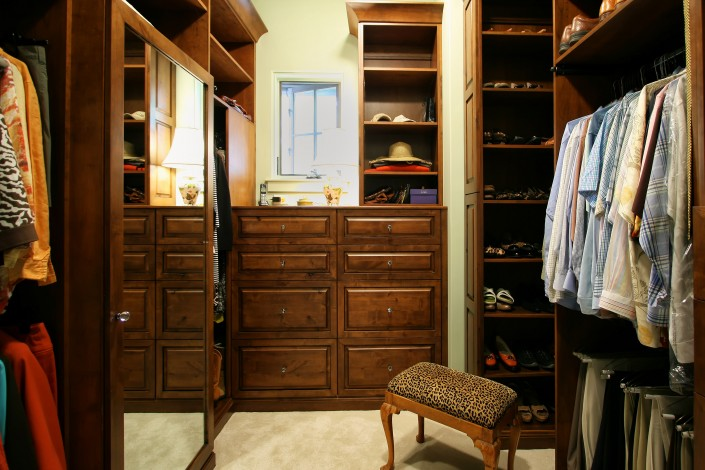 custom cabinets, closet design ideas